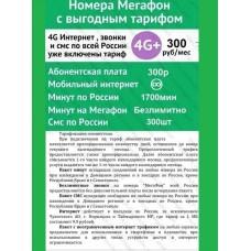 """Тариф """"Управляй+"""" 300р/мес"""